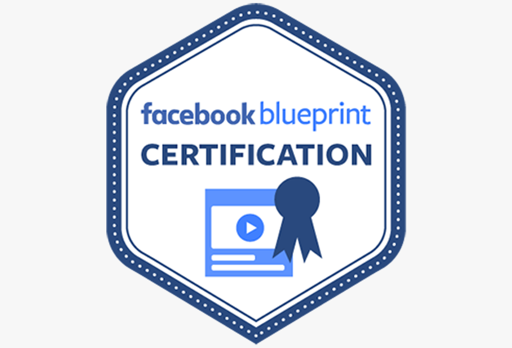 Vlad Sapozhnykov Becomes a certified Facebook marketer